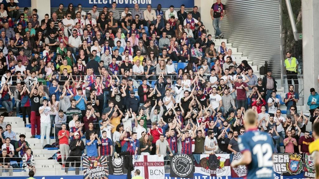 Decálogo –ampliable– de razones para ser fan del Huesca
