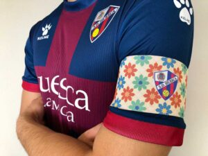 Brazelete SD Huesca vs Elche CF Liga Santander 2020-21