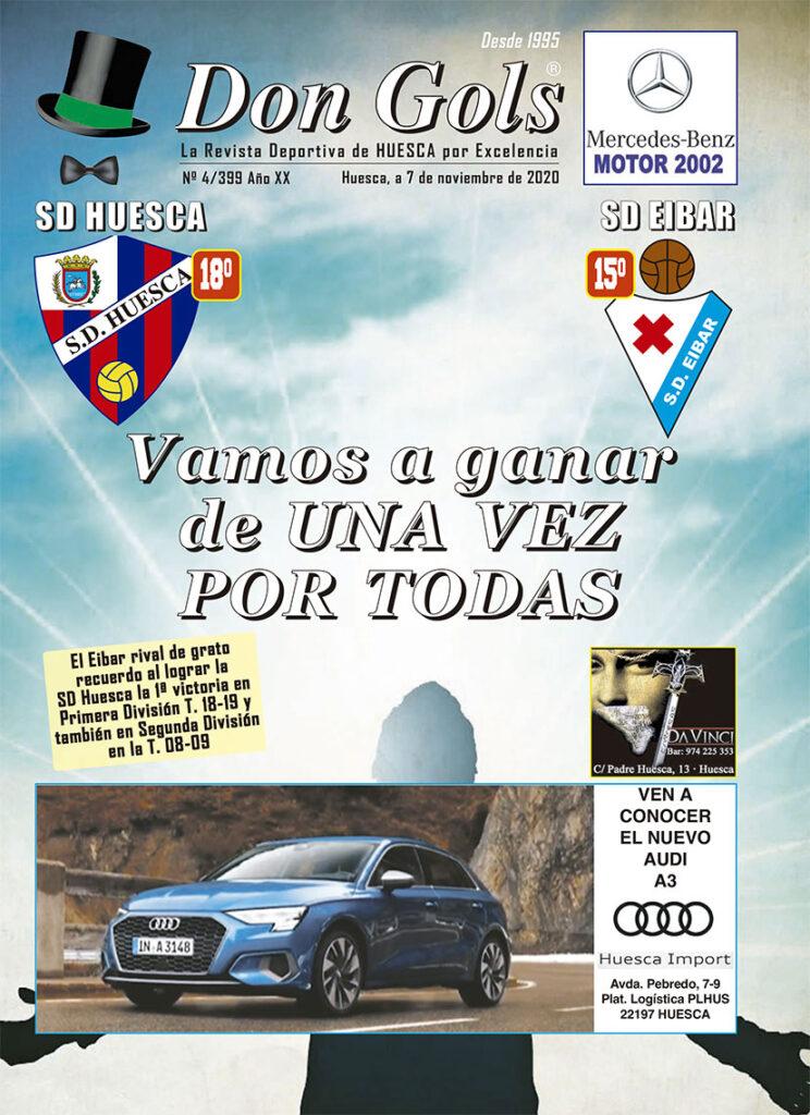 Revista Don Gols SD Huesca SD Eibar 202021