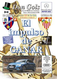 Revista Don Gols Huesca Sevilla