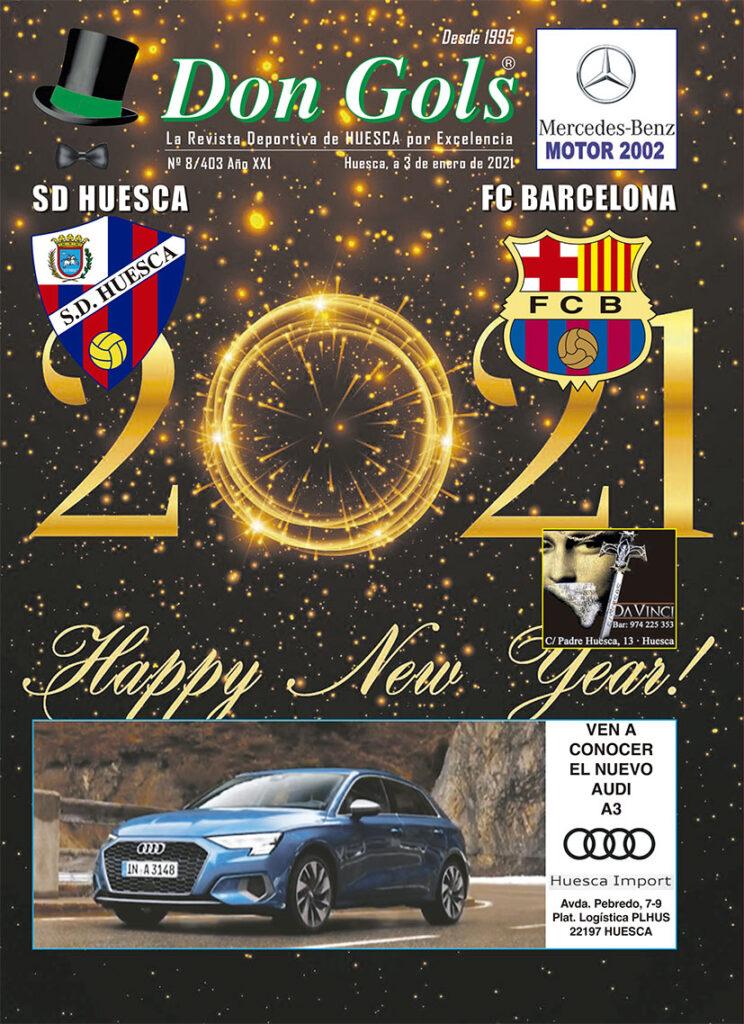 Revista Don Gols Alcoraz SD Huesca FC Barcelona