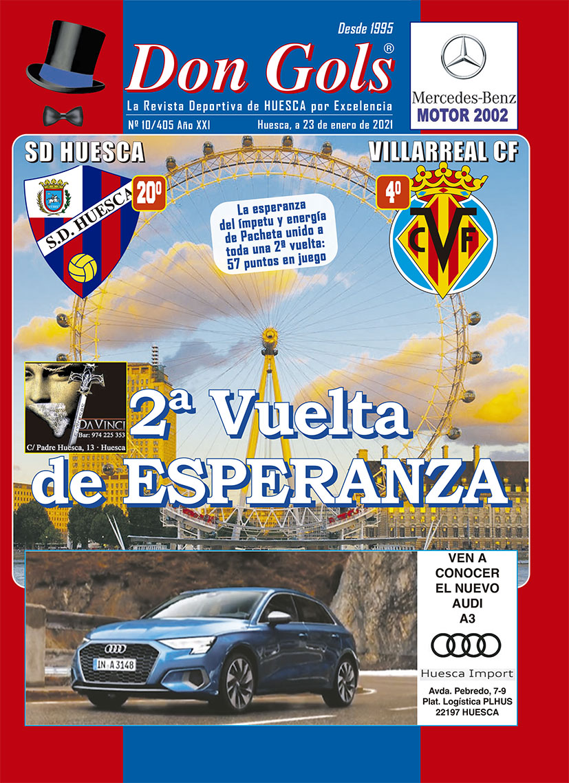 Revista Don Gols Huesca Villarreal