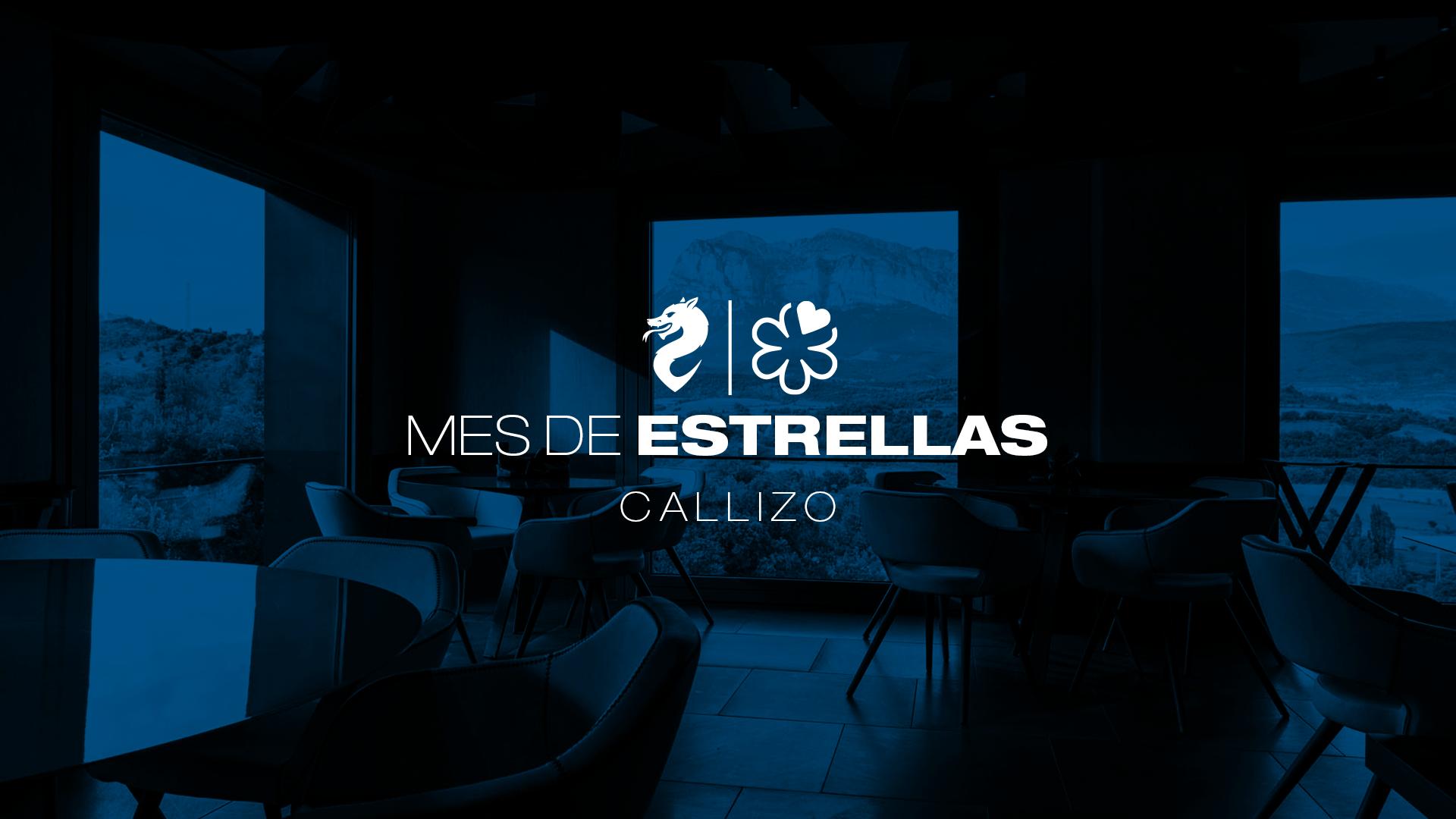 """El restaurante Callizo cierra el """"Mes de Estrellas"""""""