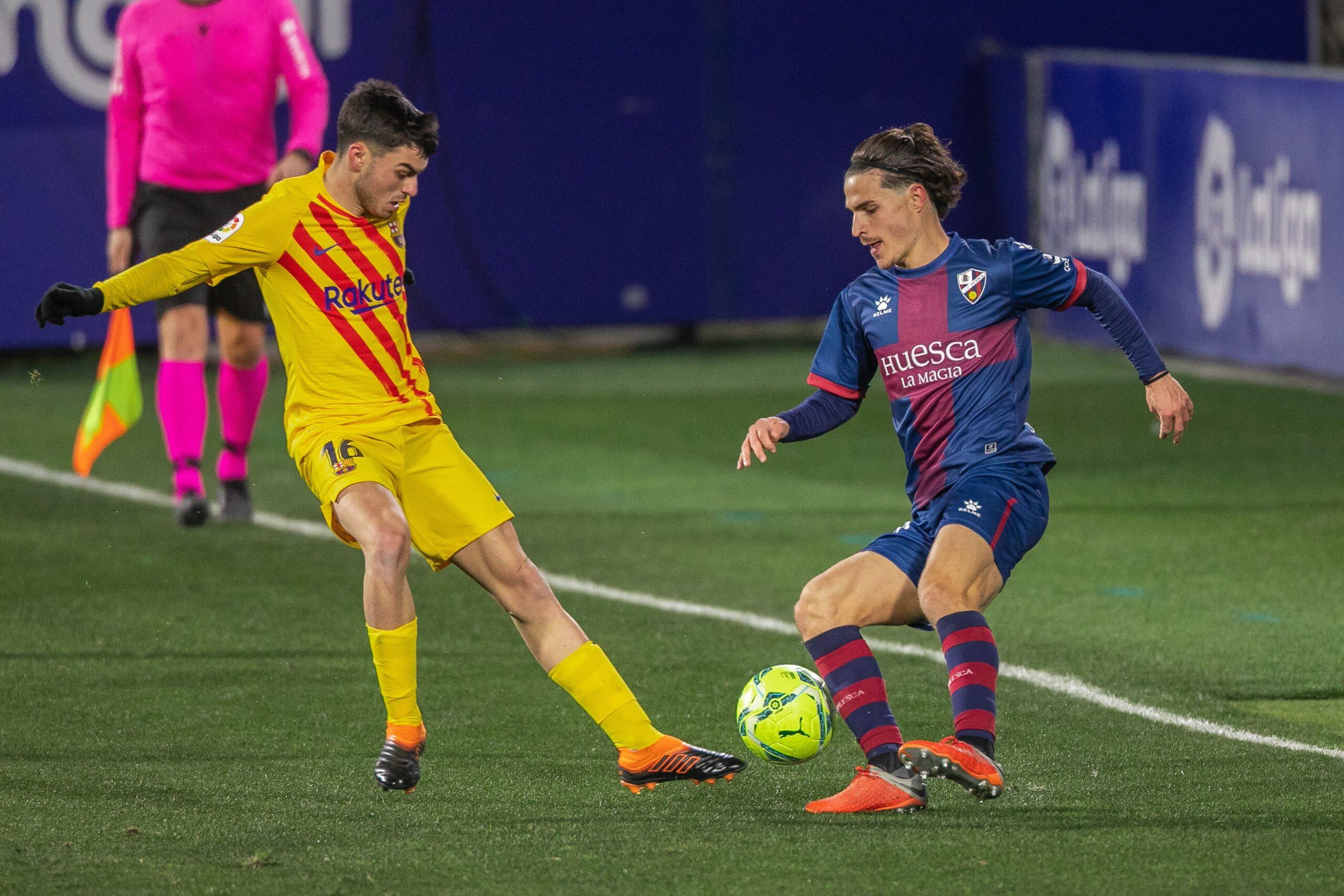 Cara a Cara: FC Barcelona – SD Huesca
