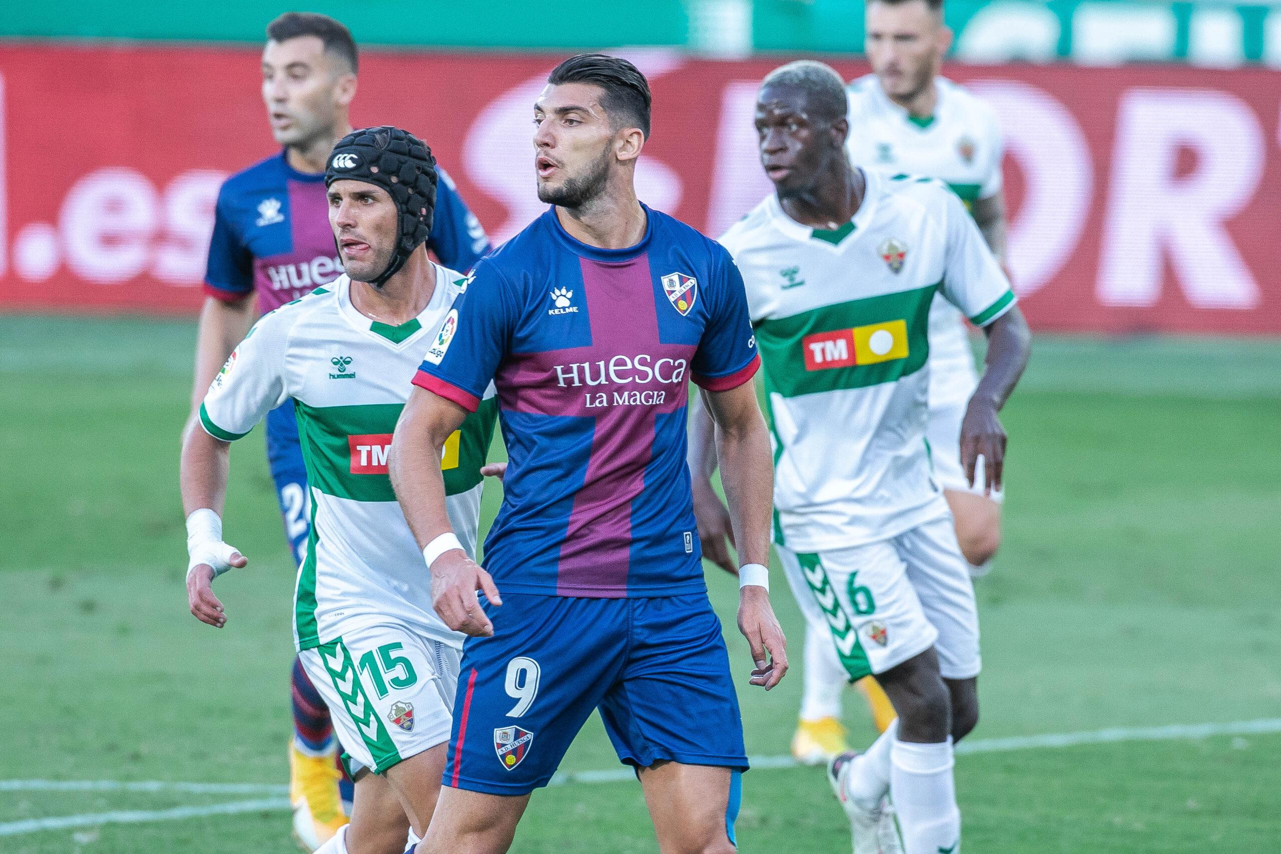 Cara a Cara: SD Huesca – Elche CF