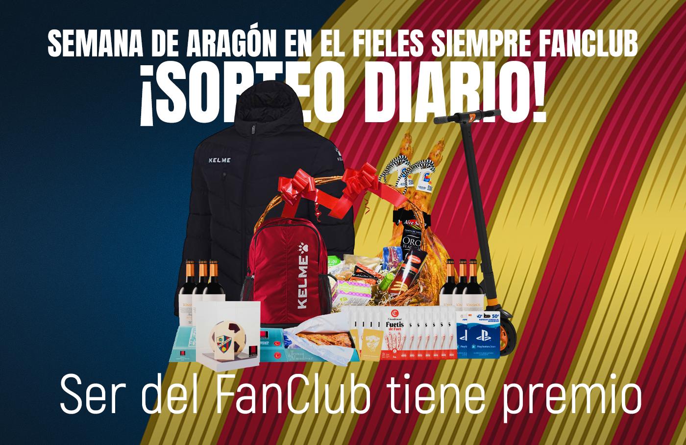 Semana de Aragón en el FanClub