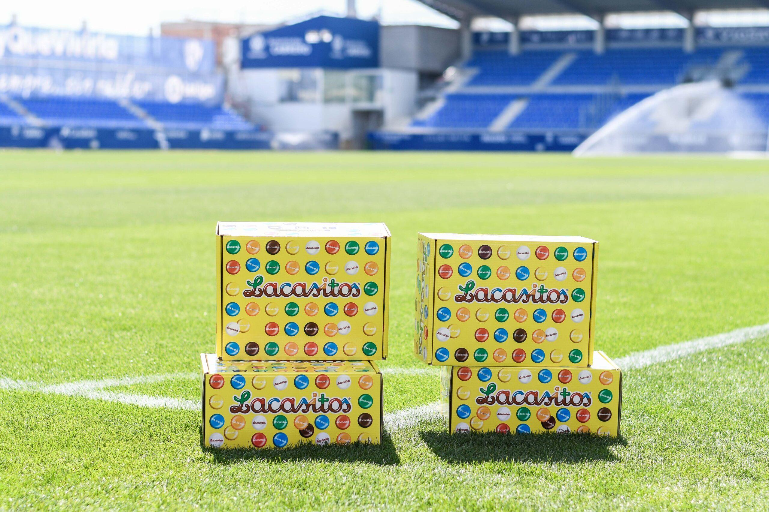 Chocolates Lacasa sortea sus productos estrella para los socios infantiles del FanClub