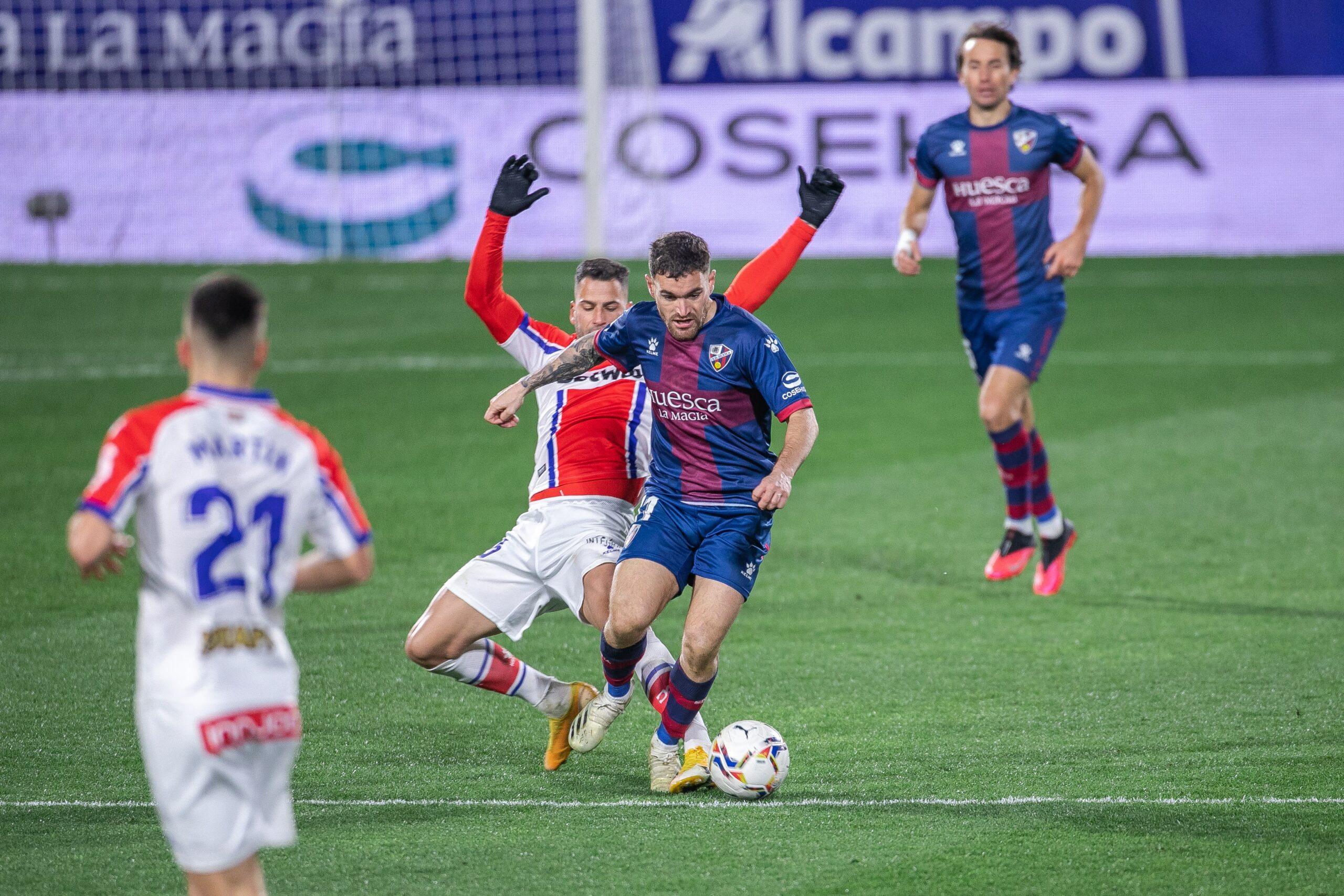 Cara a Cara: Deportivo Alavés – SD Huesca