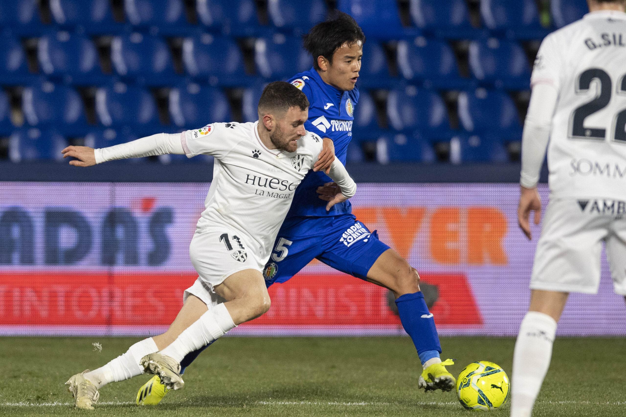 Cara a Cara: SD Huesca – Getafe CF