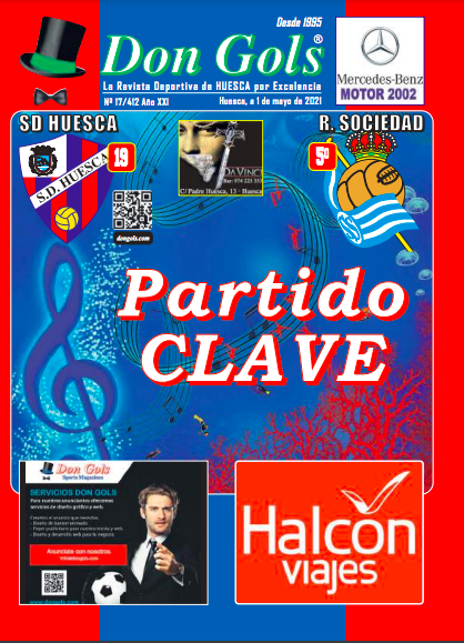Don Gols Revista J34 2020-21