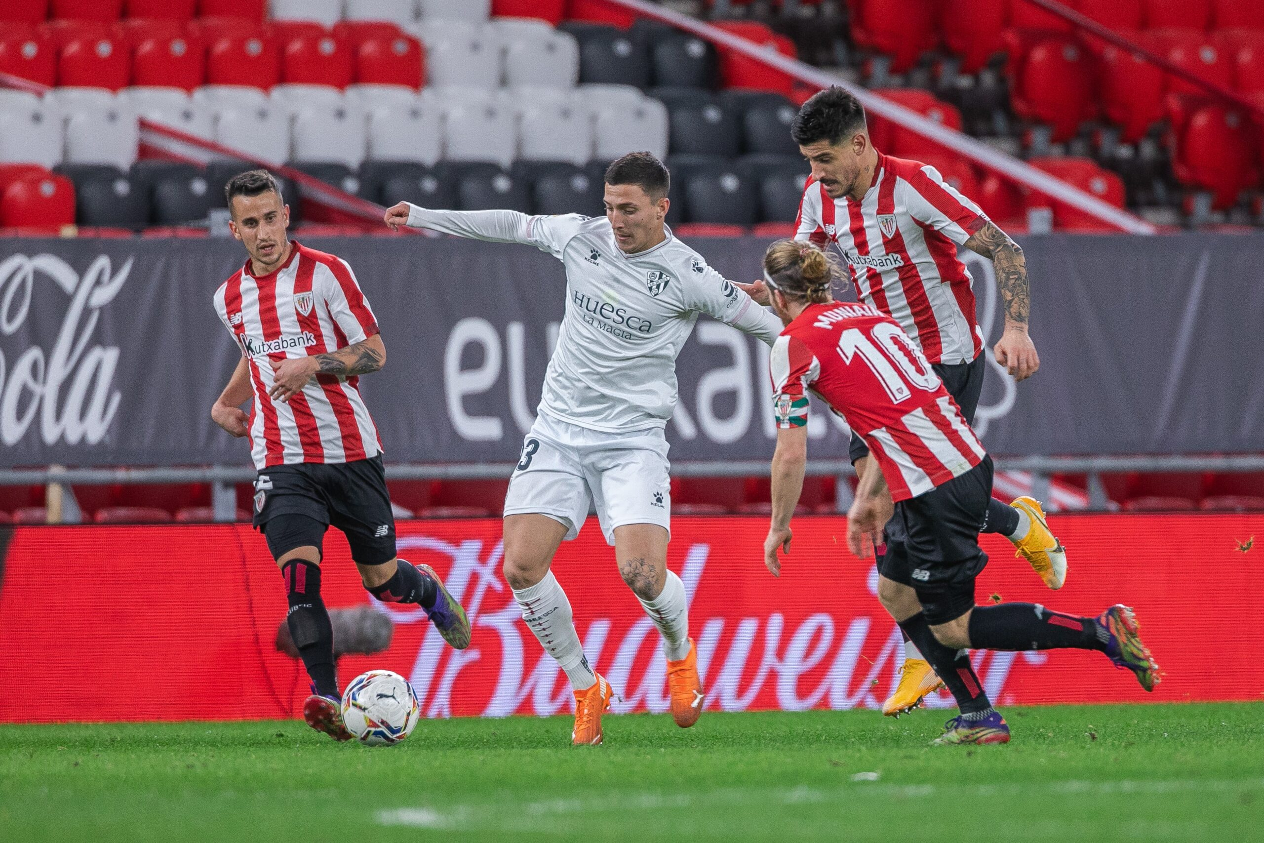 Cara a Cara: SD Huesca – Athletic Club