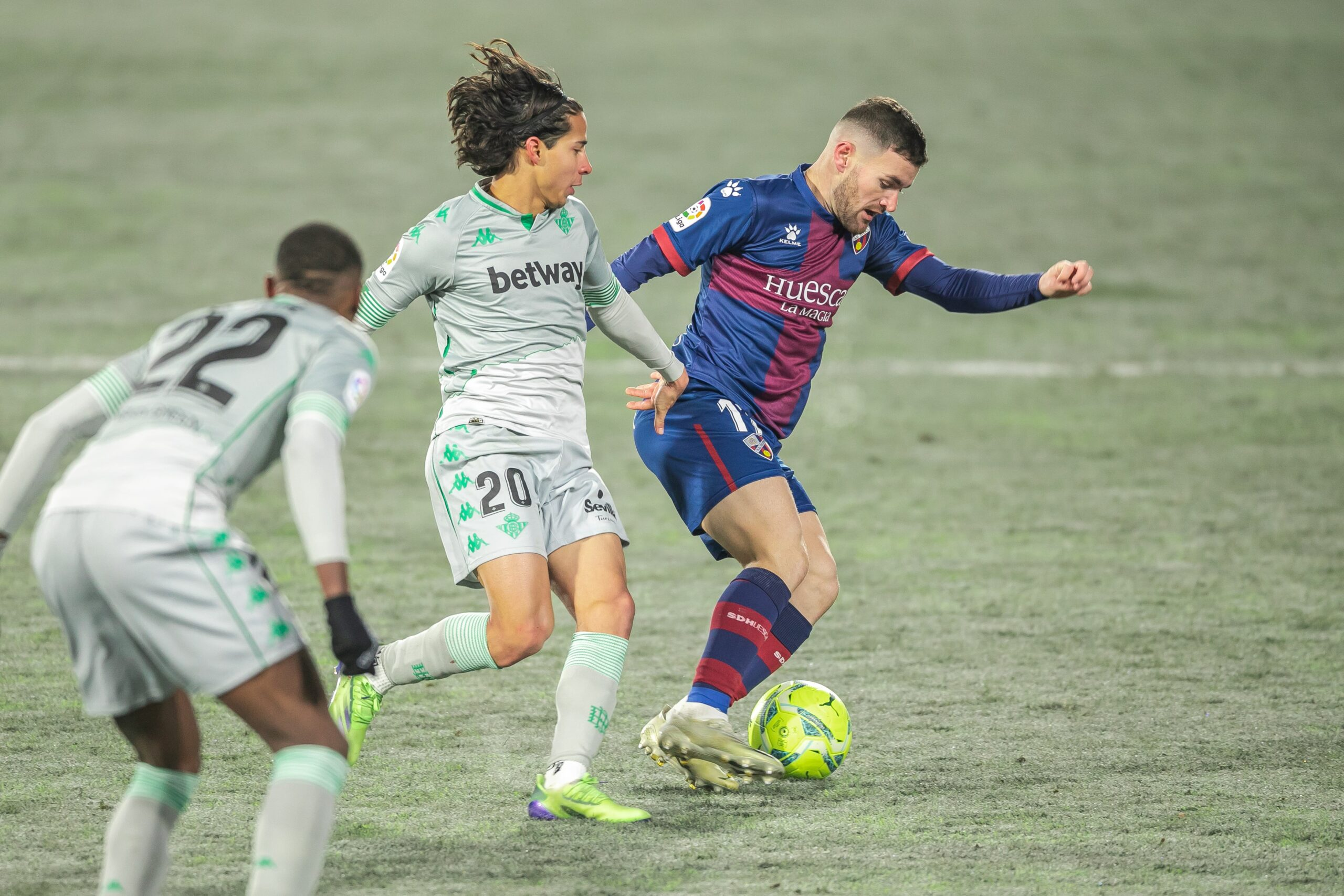 Cara a Cara: Real Betis – SD Huesca