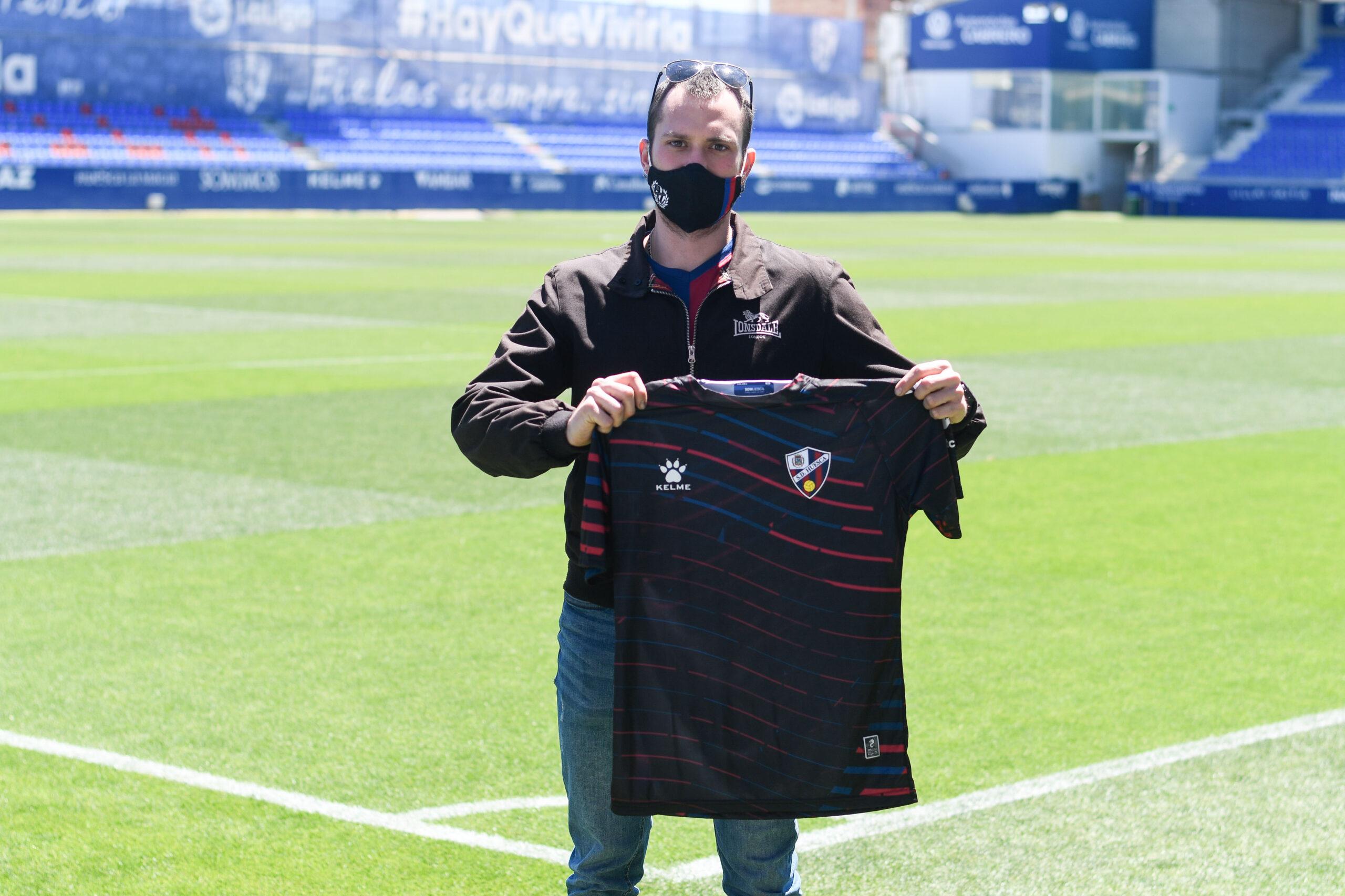 Jairo Ballester, octavo ganador de la Semana de Aragón