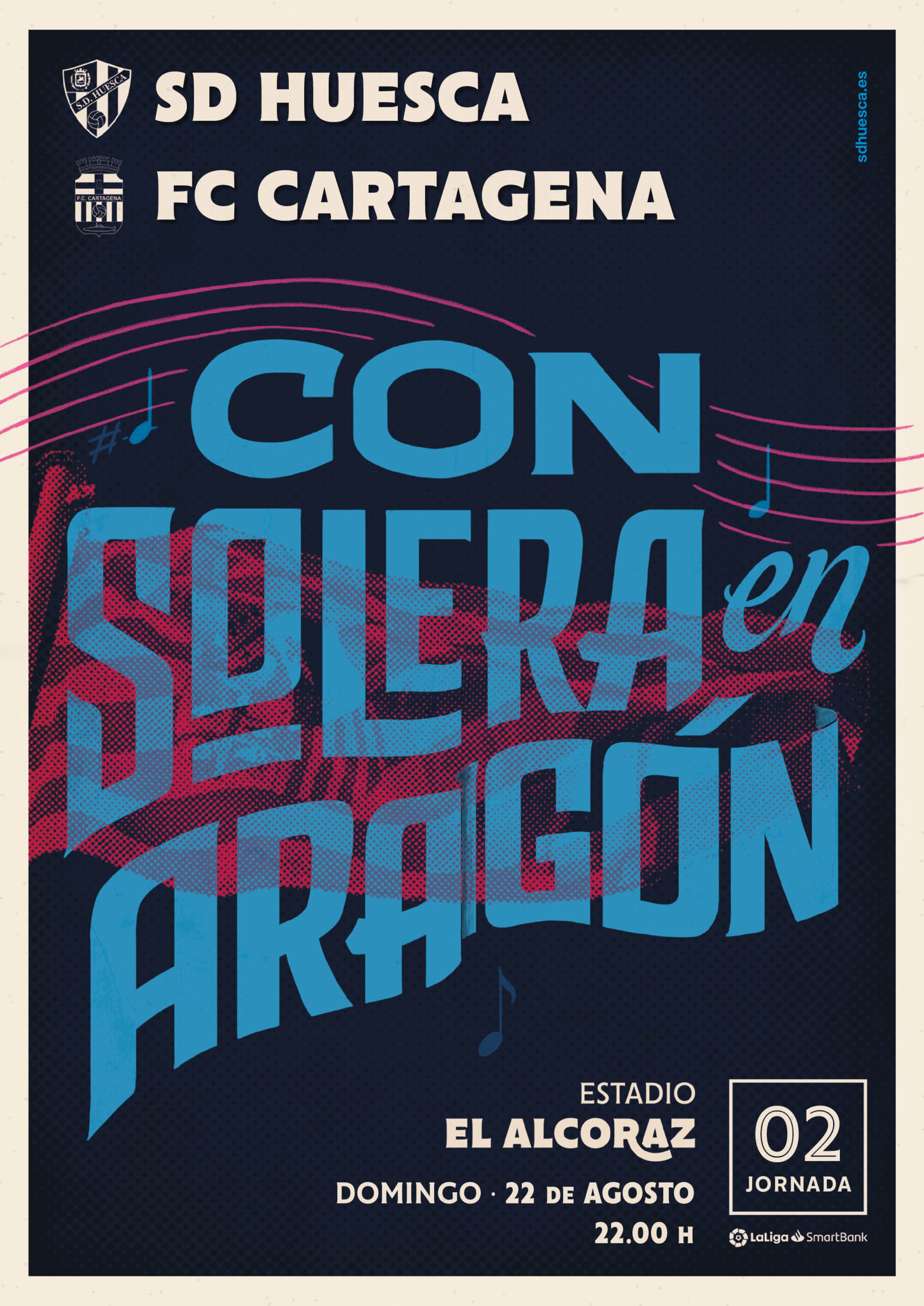 J2: SD Huesca - FC Cartagena
