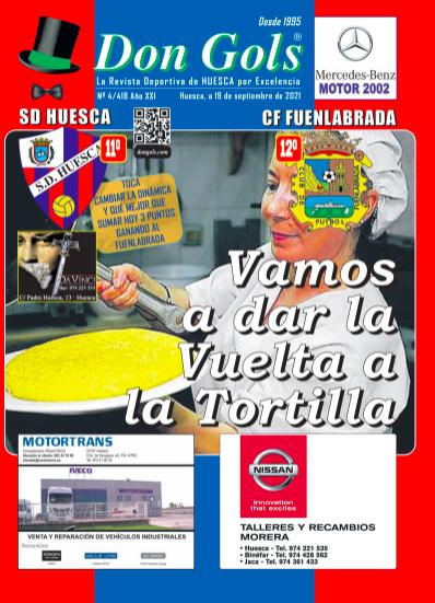 Don Gols Revista J6 2021-22