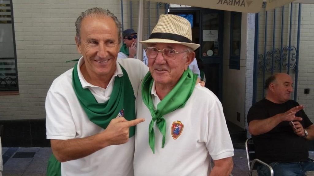 Adiós a Francisco Solano, 88 años de amor por la SD Huesca