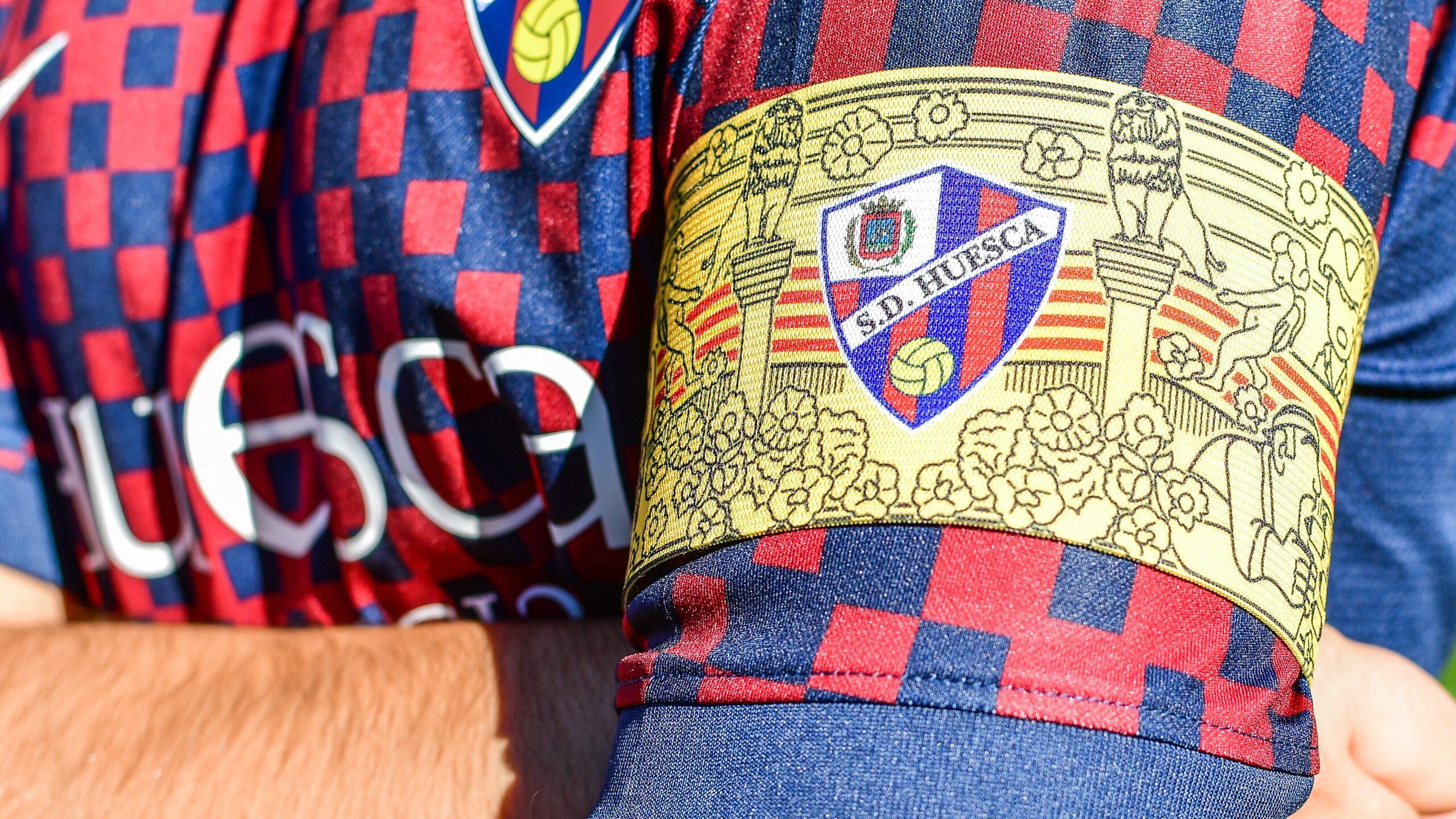 Brazalete Real Zaragoza vs SD Huesca