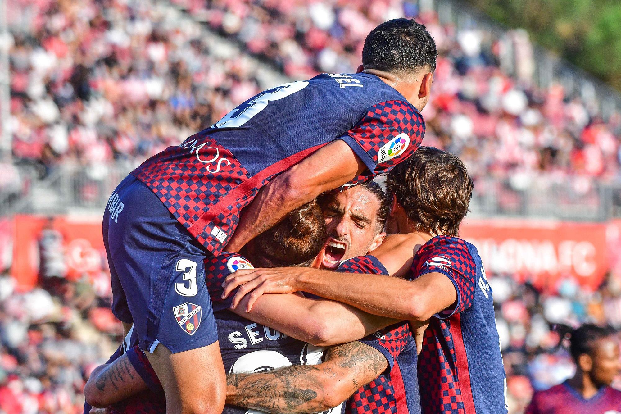 La previa: SD Huesca – Málaga CF