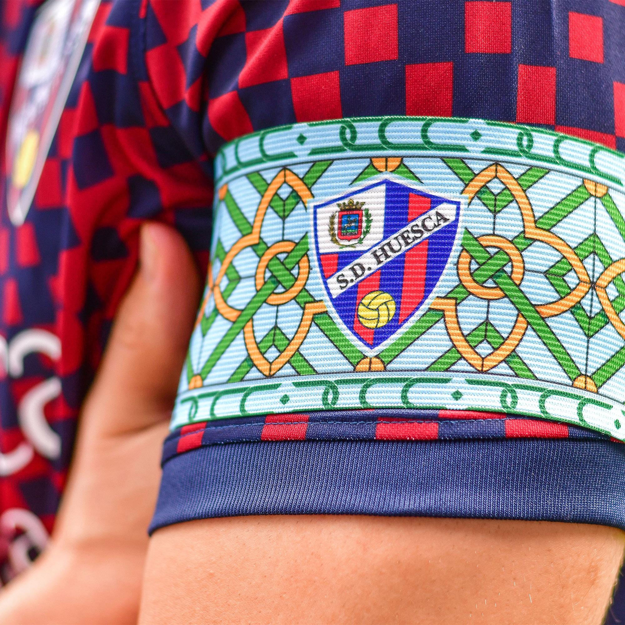 Brazalete Burgos CF vs SD Huesca